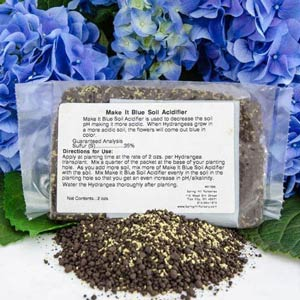 Make It Blue Soil Acidifier