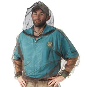 Insect Protective Hooded Shirt – Size S/M