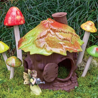 Enchanted Fairy Hideaway